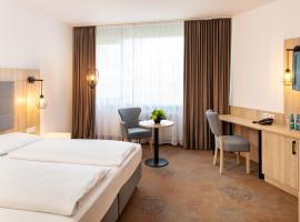 Plaza Hotel & Living Frankfurt, hotel in Frankfurt/Main