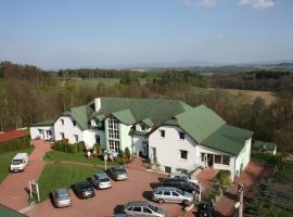 Seeberg, отель во Франтишкови-Лазне