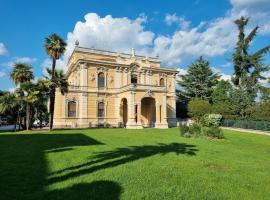 Villa San Giuseppe, hotell i Brescia