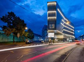 Albert Schweitzer Center Graz, hotel in Graz