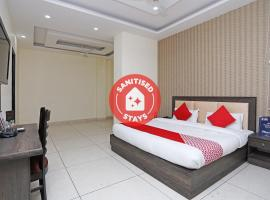 OYO 28017 Hotel Olive, hotel en Faridabad