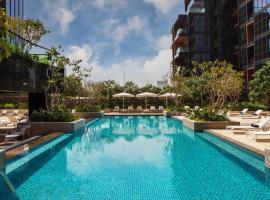 DoubleTree by Hilton Dubai M Square Hotel & Residences, hotel near ADCB Metro Station, Dubai