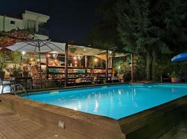 Villa Dionis, hotel in Ohrid