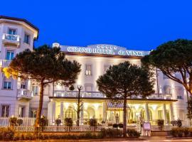 Grand Hotel Da Vinci, hotell i Cesenatico