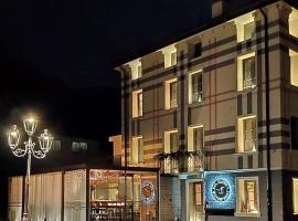 Hotel Dal Menga, hotell i Torrebelvicino