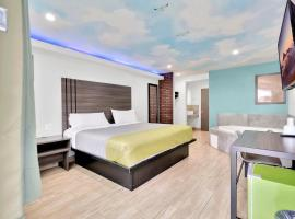 Exclusivo Inn and Suites, hotel in Lakewood