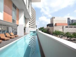 Mantra South Bank Brisbane, hotell Brisbane'is
