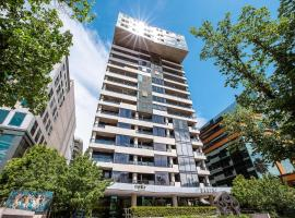 Mantra St Kilda Road, serviced apartment in Melbourne