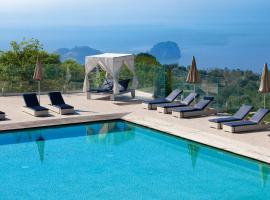 Nastro Azzurro Resort, hotell i Piano di Sorrento