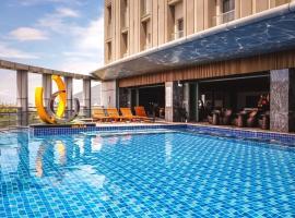 Malibu Hotel, spa hotel in Vung Tau