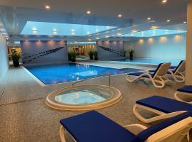 Waterlane by Vivendi Properties – hotel w pobliżu miejsca Fontanna Neptuna w Gdańsku