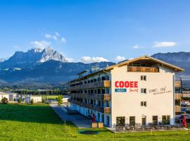 COOEE alpin Hotel Kitzbüheler Alpen, hotel in Sankt Johann in Tirol