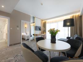 Imperiall Resort & MediSpa, spa hotel in Ustronie Morskie