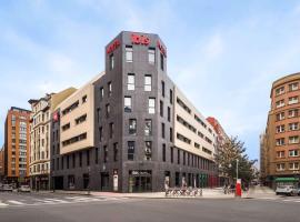 Ibis Bilbao Centro, hotel en Bilbao