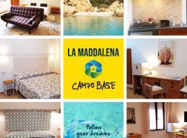 Campo Base, apartment in La Maddalena