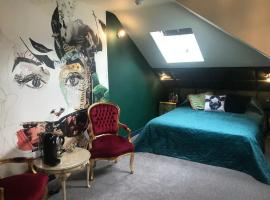 Amarillo Guesthouse, beach hotel in Bournemouth