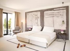 Hotel Kompas, отель в Дубровнике