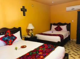 Camino Mexicano Hotel & Resort, hotel in Tuxtla Gutiérrez