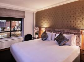 Handel's Hotel, hotel a Dublino, Temple Bar