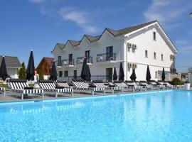 Krystal Boutique Mansion, hotel in Hunedoara