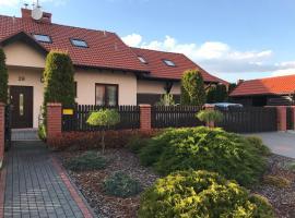 Dom na Warmii, apartment in Olsztyn