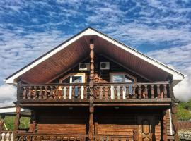 Guest House Na Lesnoy, hotel in Kamennomostskiy