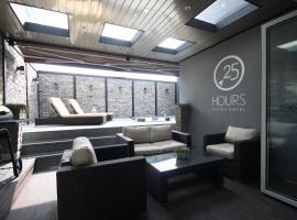 Hotel 25 Seomyeon, отель в Пусане