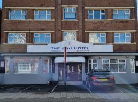 The J&J Hotel Blackpool, hotel in Blackpool