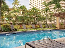 Wyndham Vacation Resorts Royal Garden at Waikiki, hotel in Honolulu