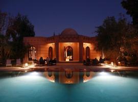 Villa Al Assala Palmeraie, hotel in Marrakesh