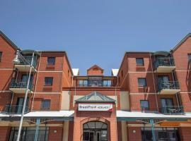 BreakFree Adelaide, serviced apartment in Adelaide