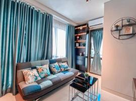 Unlock Apartment One Residence #6-AA, apartment in Batam Center