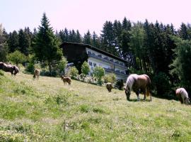 Hotel Garni Gästehaus Karin, hotel Sankt Stefanban