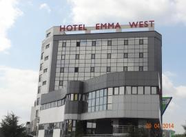 Hotel Emma West, hotel din Craiova