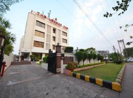 The Legend Inn @Nagpur, hotel near Dr. Babasaheb Ambedkar International Airport - NAG,