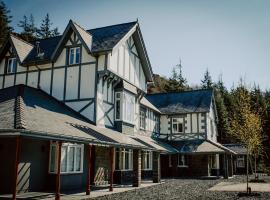 Plas Weunydd, hotel near Portmeirion, Blaenau-Ffestiniog