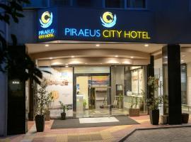Piraeus City Hotel, ξενοδοχείο στον Πειραιά