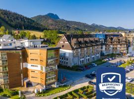 Rezydencja Nosalowy Dwór, hotel near Gasienicowa Ski Lift, Zakopane