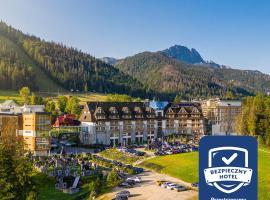 Grand Nosalowy Dwór, hotel near Gasienicowa Ski Lift, Zakopane