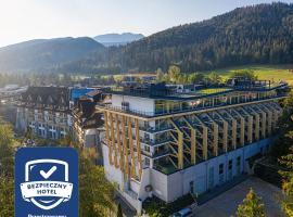 Rezydencja II Nosalowy Dwór, hotel near Gasienicowa Ski Lift, Zakopane