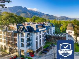 Nosalowy Park Hotel & Spa – hotel w pobliżu miejsca Gubałówka w Zakopanem