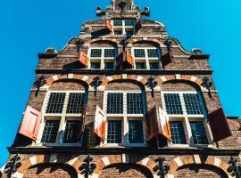 Relais & Châteaux Weeshuis Gouda, hotel near Woerden Station, Gouda
