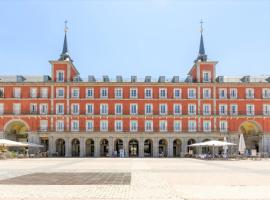 Pestana Plaza Mayor Madrid, hotel in Madrid