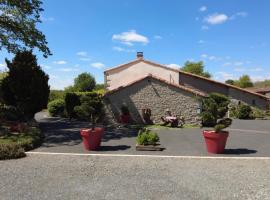 Au Petit Bignon, hôtel aux Épesses près de: Puy du Fou