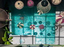 Oasis Fresh Hotel, hotel in Santa Marta