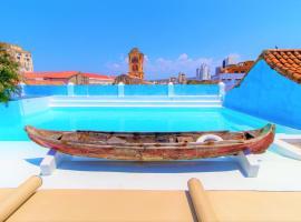 La Passion by Masaya, hotel in Cartagena de Indias