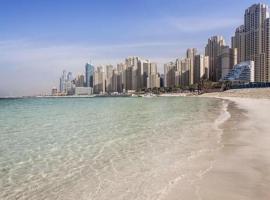 Stunning 5* 4BR-Oceanfront-Apartment, hotel near Jumeirah Beach Residence Tram Station 2, Dubai