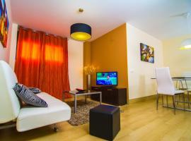 Apartamentos 16:9 Playa Suites, apartment in Almería