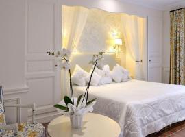 Auberge de Cassagne & Spa, accessible hotel in Le Pontet