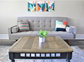 Franklin Place, vacation rental in Columbus